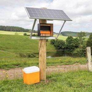 iseries MBS unit solar